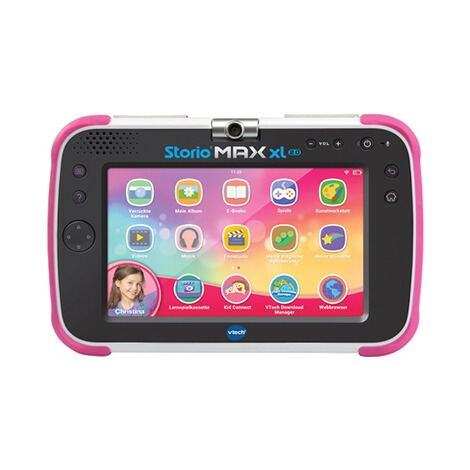 Vtech STORIO Lern-Tablet Storio MAX XL 2.0  pink 1