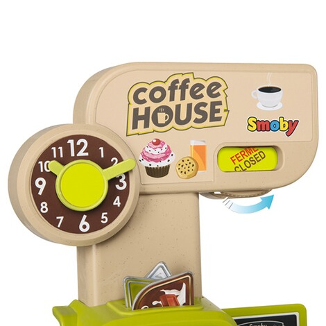 Smoby  Kaufladen Coffee House 7