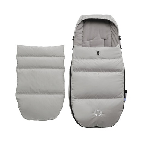 BUGABOO  Ganzjahres-Fußsack High Performance  Arctic Grey 2