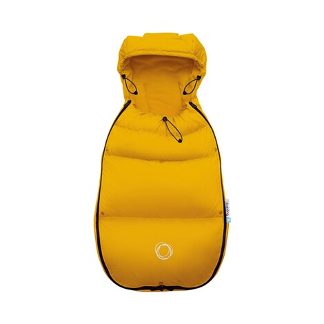BUGABOO  Ganzjahres-Fußsack High Performance  Sunrise Yellow 2