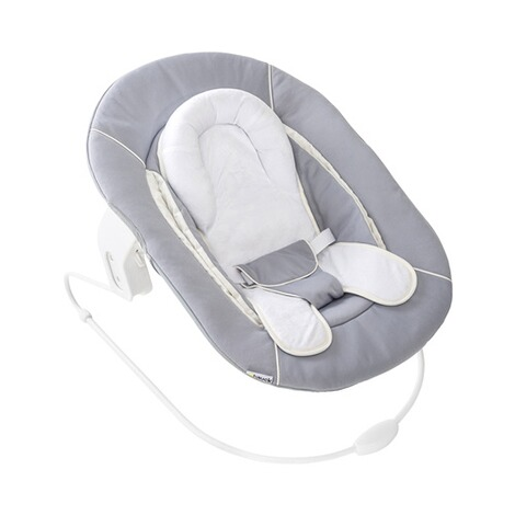Hauck  Babywippe Alpha Bouncer 2in1  stretch grey 4