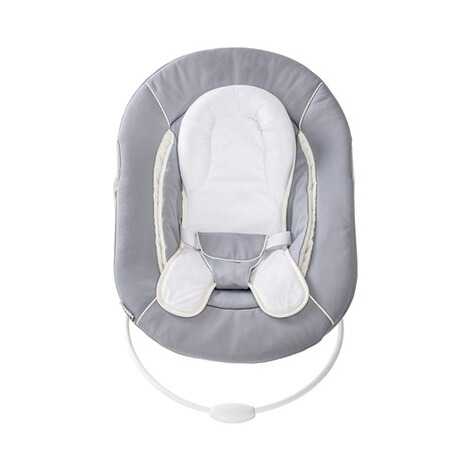 Hauck  Babywippe Alpha Bouncer 2in1  stretch grey 7