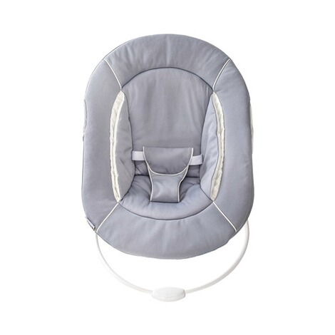 Hauck  Babywippe Alpha Bouncer 2in1  stretch grey 9