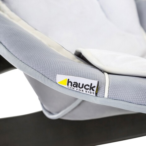 Hauck  Babywippe Alpha Bouncer 2in1  stretch grey 13