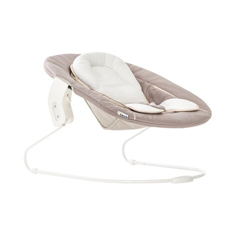 Hauck  Babywippe Alpha Bouncer 2in1  stretch beige 2