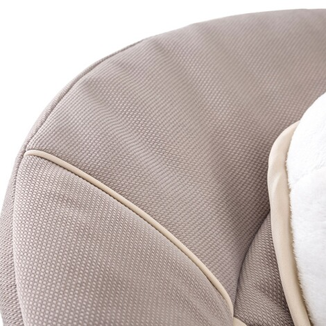Hauck  Babywippe Alpha Bouncer 2in1  stretch beige 8