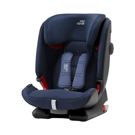 Britax Römer PREMIUM Advansafix IV R Kindersitz  Moonlight Blue 2