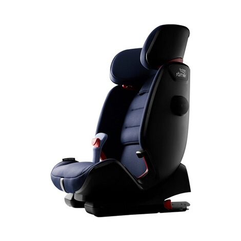 Britax Römer PREMIUM Advansafix IV R Kindersitz  Moonlight Blue 3