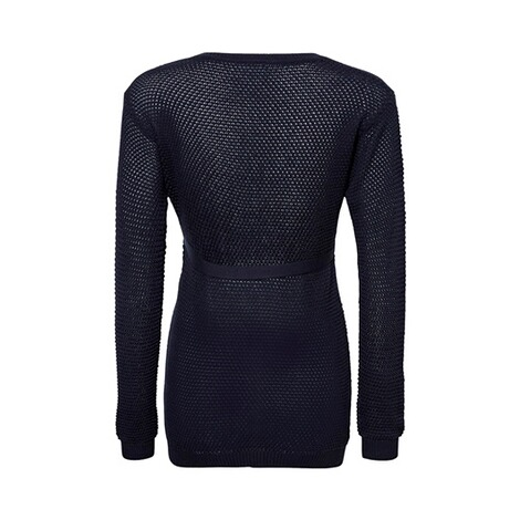 MAMALICIOUS®  Umstands-Pullover Strick New Crystaline  blau 3