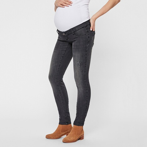 MAMALICIOUS®  Umstands-Jeans Slim Julia 4