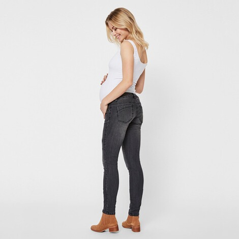 MAMALICIOUS®  Umstands-Jeans Slim Julia 5