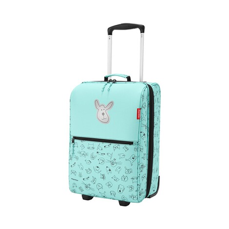 reisenthel  Kindertrolley XS kids  mint cats and dogs 1