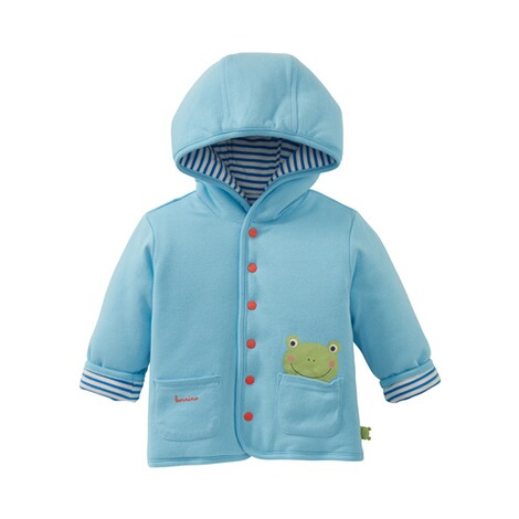 Bornino HAPPY DAYS Wendejacke Ringel Frosch 2