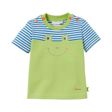 Bornino HAPPY DAYS T-Shirt Frosch 1
