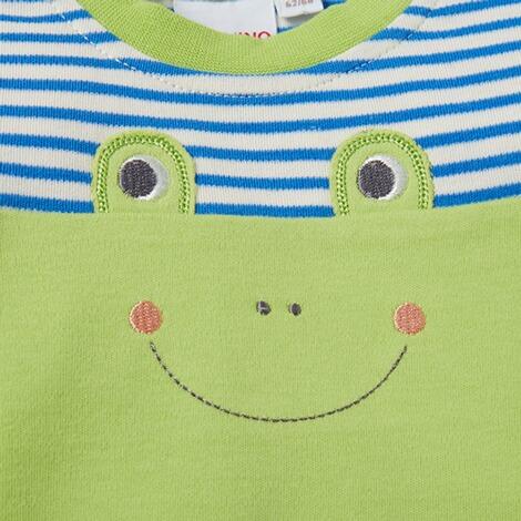 Bornino HAPPY DAYS T-Shirt Frosch 3