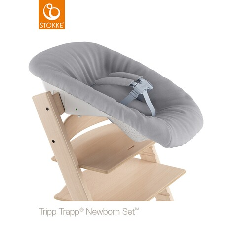 Stokke® TRIPP TRAPP® Newborn Set  Grey 2