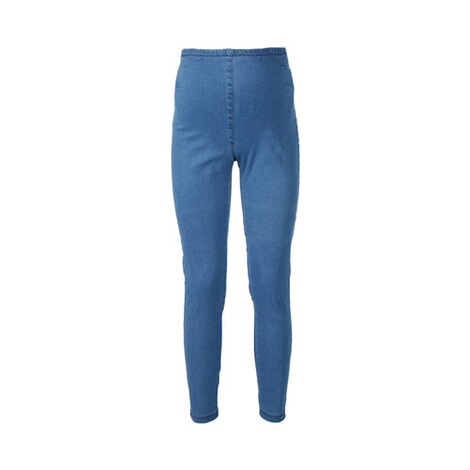 2hearts LOVE IS IN THE AIR Umstands-Jeans Superstretch Jeggings  light denim 1