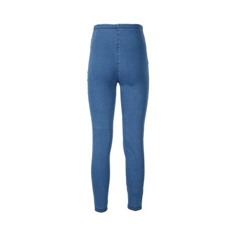 2hearts LOVE IS IN THE AIR Umstands-Jeans Superstretch Jeggings  light denim 3