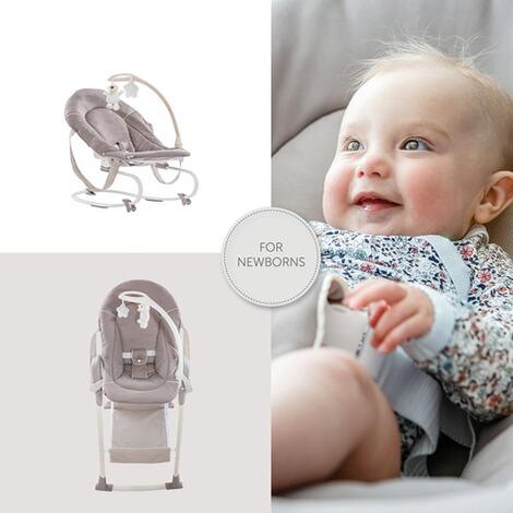 hauck hochstuhl sit n relax 3 in 1 online kaufen baby walz. Black Bedroom Furniture Sets. Home Design Ideas