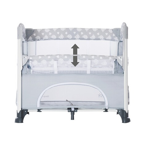 HauckBeistellbett Sleep N Care Plus 9