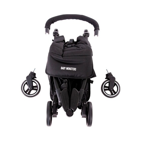 Baby MonstersKuki Single Buggy mit Liegefunktion 3