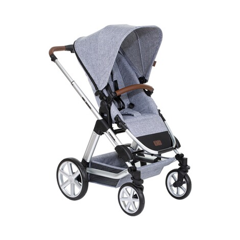 ABC Design CONDOR 4 Kombikinderwagen  graphite grey 6