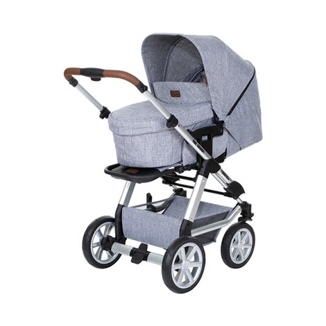 ABC Design Tereno Air Kombikinderwagen  graphite grey 1