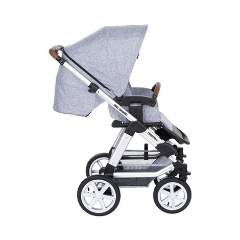ABC Design Tereno Air Kombikinderwagen  graphite grey 7