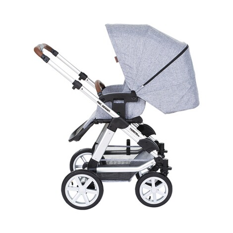 ABC Design Tereno Air Kombikinderwagen  graphite grey 5