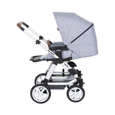 ABC Design Tereno Air Kombikinderwagen  graphite grey 4