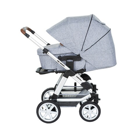 ABC Design Tereno Air Kombikinderwagen  graphite grey 3