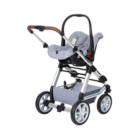 ABC Design Tereno Air Kombikinderwagen  graphite grey 10