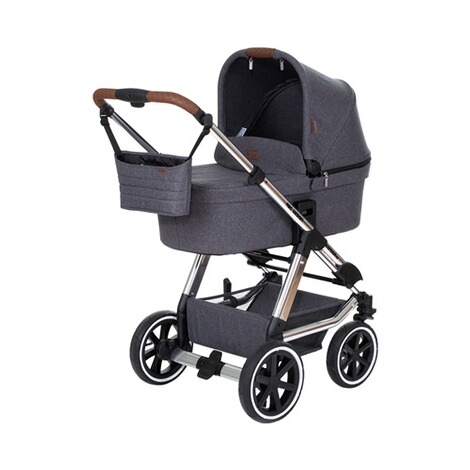 ABC Design  Kinderwagen-Organizer Diamond Special Edition  asphalt 2