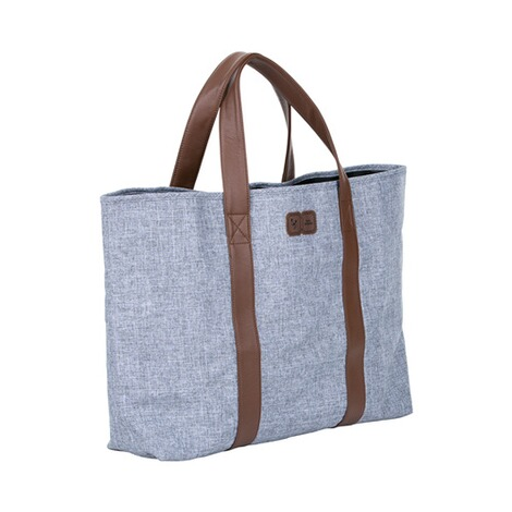 ABC Design  Strandtasche  graphite grey 1