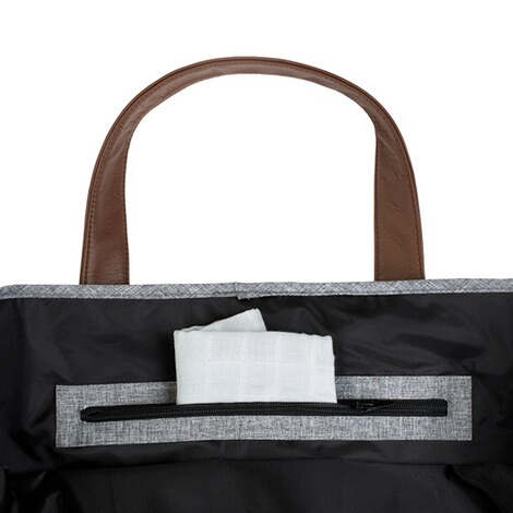 ABC Design  Strandtasche  graphite grey 3