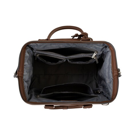 ABC Design  Wickeltasche Style  brown 6