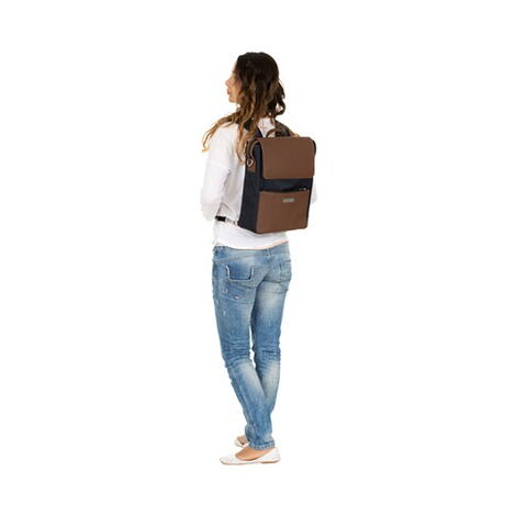ABC Design  Wickelrucksack City  shadow 9