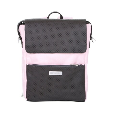 ABC Design  Wickelrucksack City  rose 2