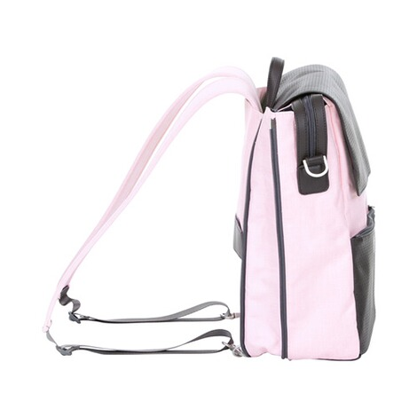 ABC Design  Wickelrucksack City  rose 4