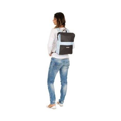 ABC Design  Wickelrucksack City  ice 9
