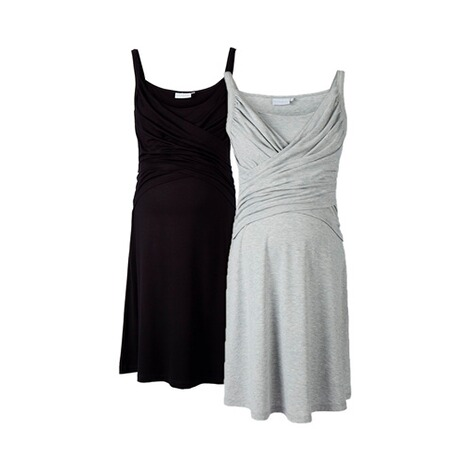 2hearts LOVE IS IN THE AIR 2er-Pack Umstands- und Still-Kleid 1