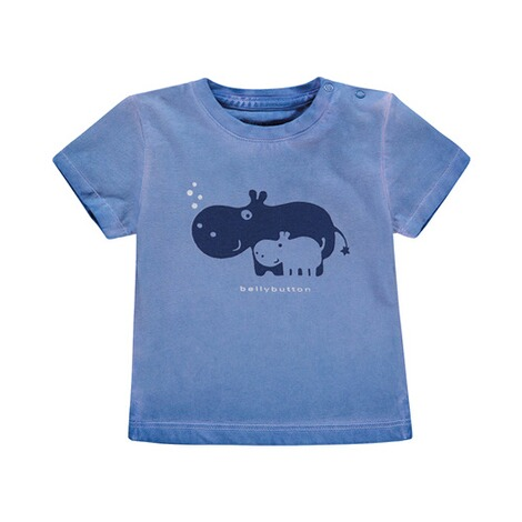 Bellybutton  T-Shirt Hippo Washed 1