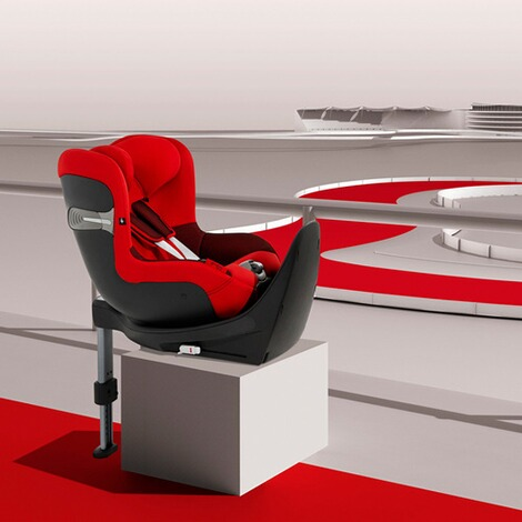 cybex gold sirona s i size kindersitz scuderia ferrari. Black Bedroom Furniture Sets. Home Design Ideas