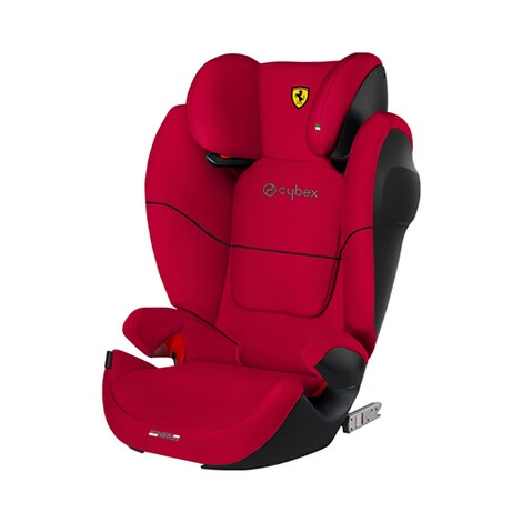cybex silver solution m fix sl kindersitz scuderia ferrari. Black Bedroom Furniture Sets. Home Design Ideas