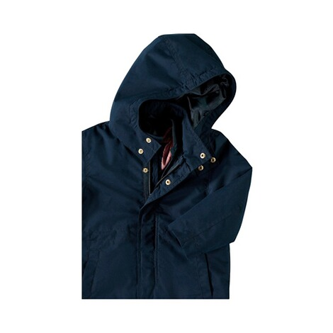 NAME IT  Anorak mit Kapuze 2in1 Punkte 6