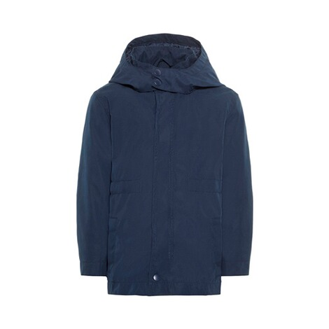 NAME IT  Anorak mit Kapuze 2in1 Punkte 1