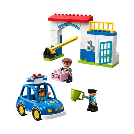 LEGO®DUPLO®10902 Polizeistation 2