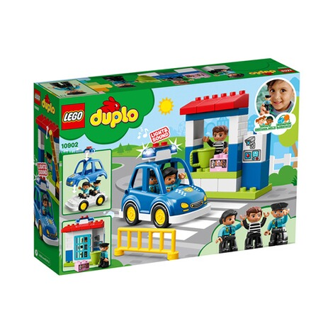 LEGO®DUPLO®10902 Polizeistation 3
