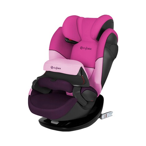 Cybex SILVER Pallas M-fix Kindersitz  purple rain 1