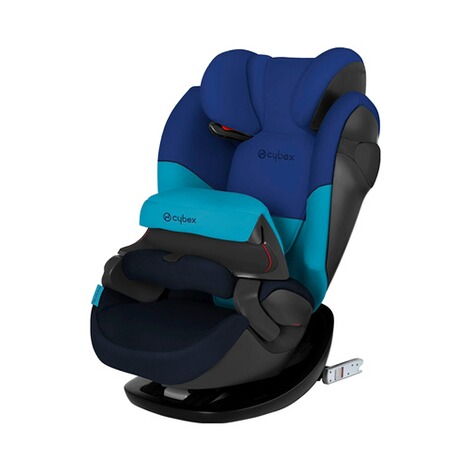 Cybex SILVER Pallas M-fix Kindersitz  blue moon 1